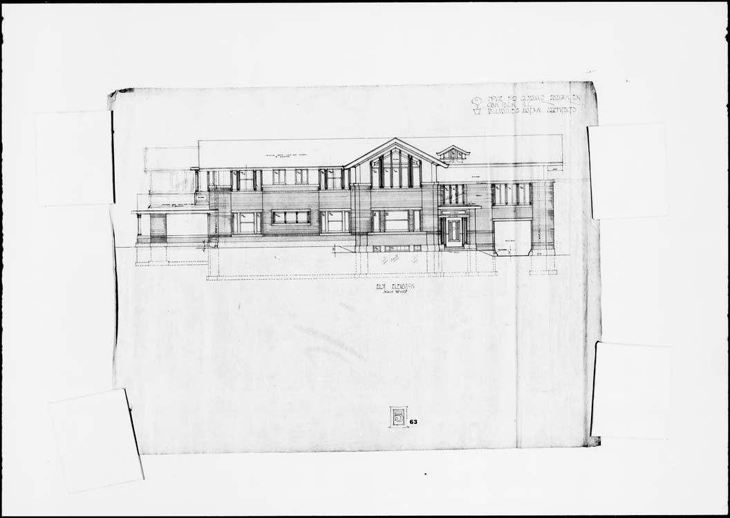 Babson, Gustavus, Residence II