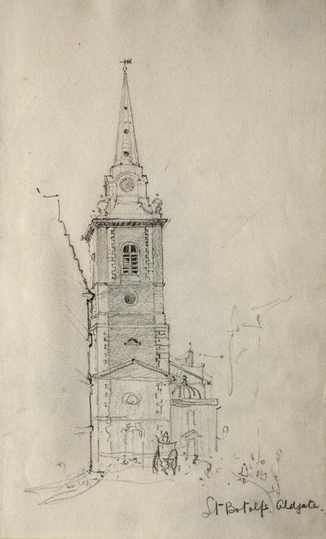 Saint Botolph without Aldgate