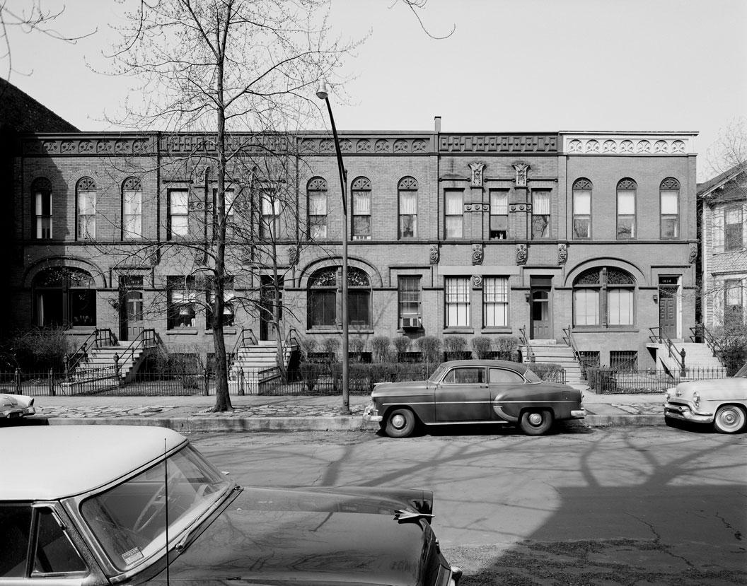 Halsted, Ann, Row Houses