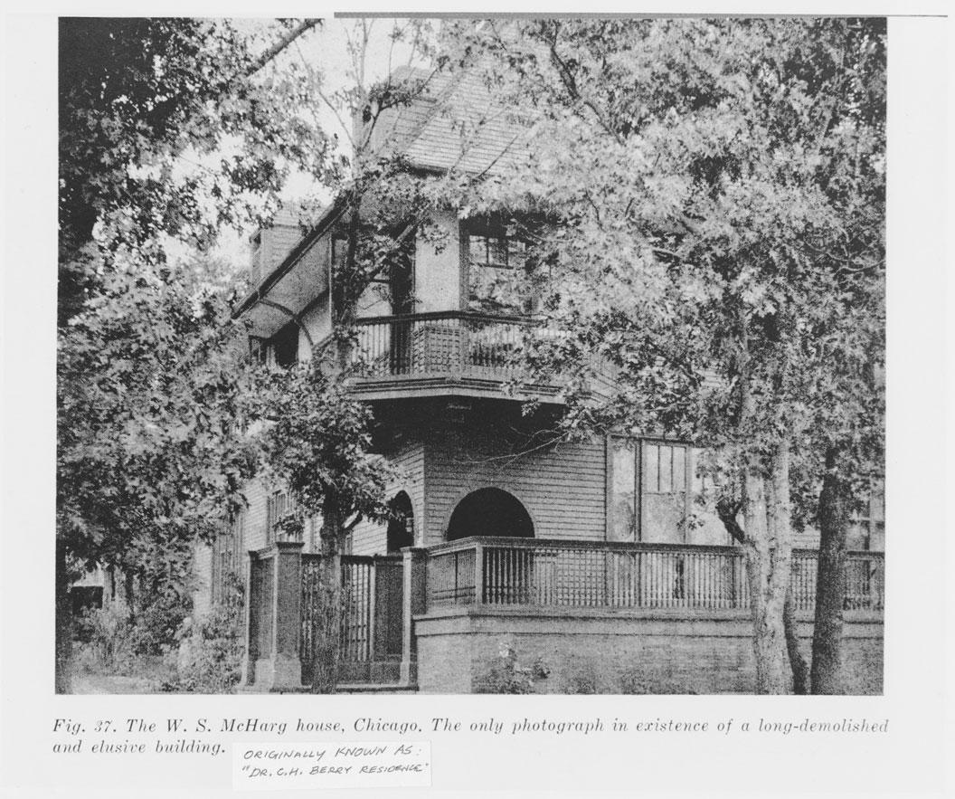 Berry, Charles H. Residence