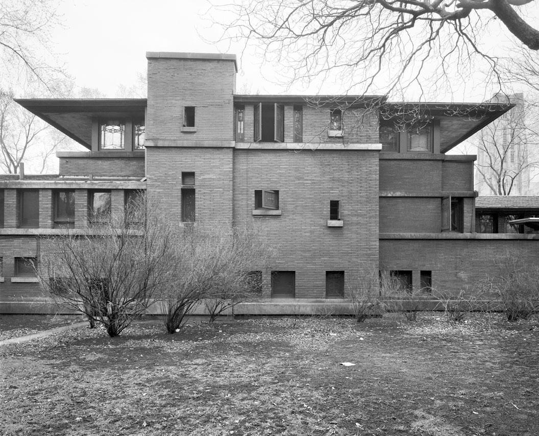 Robie, Frederick C., Residence