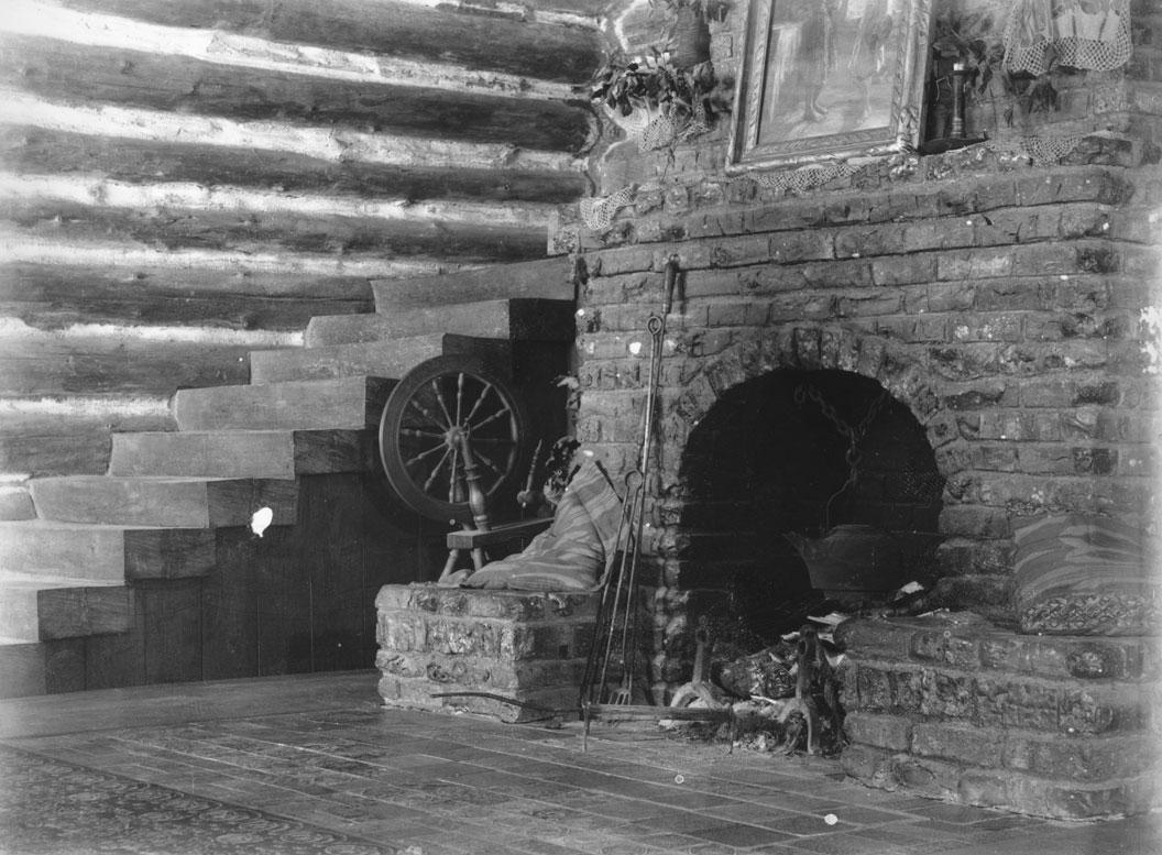 Albright Family Log House
