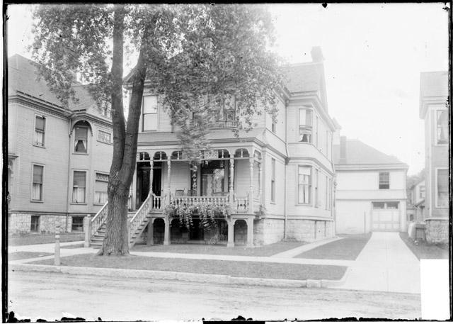 [Charles S. Deneen residence]