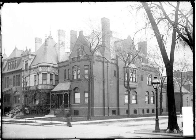 [Isaac N. Perry's residence]