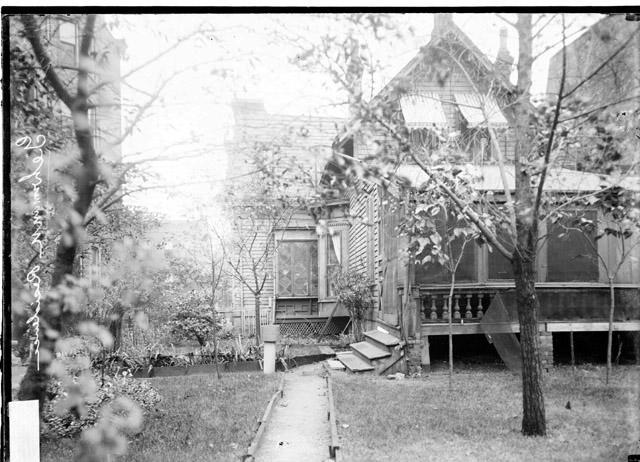 [Dr. Adolph Gehrmann's residence]