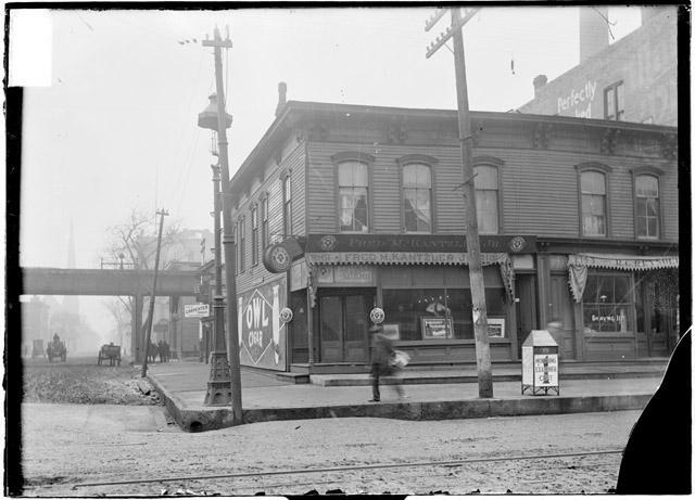 [Fred M. Kantzler, Jr. Saloon on State Street]