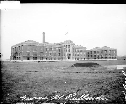 [George M. Pullman Trade School at 521 East 113th Street]