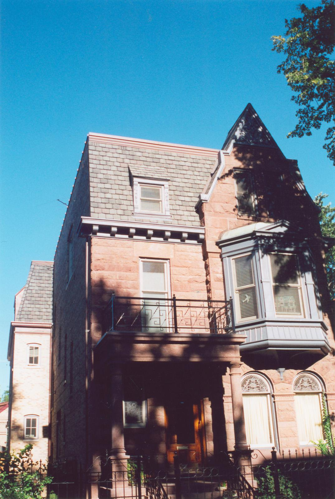 2037 N. Seminary Ave.; 2-3 Flat