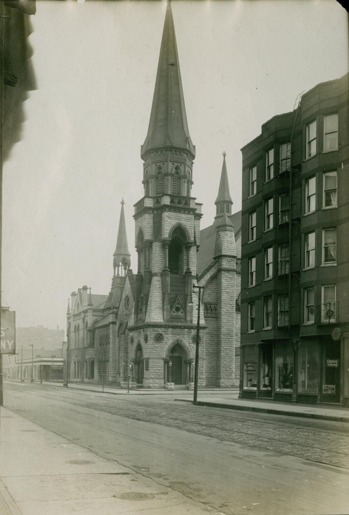 Chicago Baptist Church, Chicago, 1913