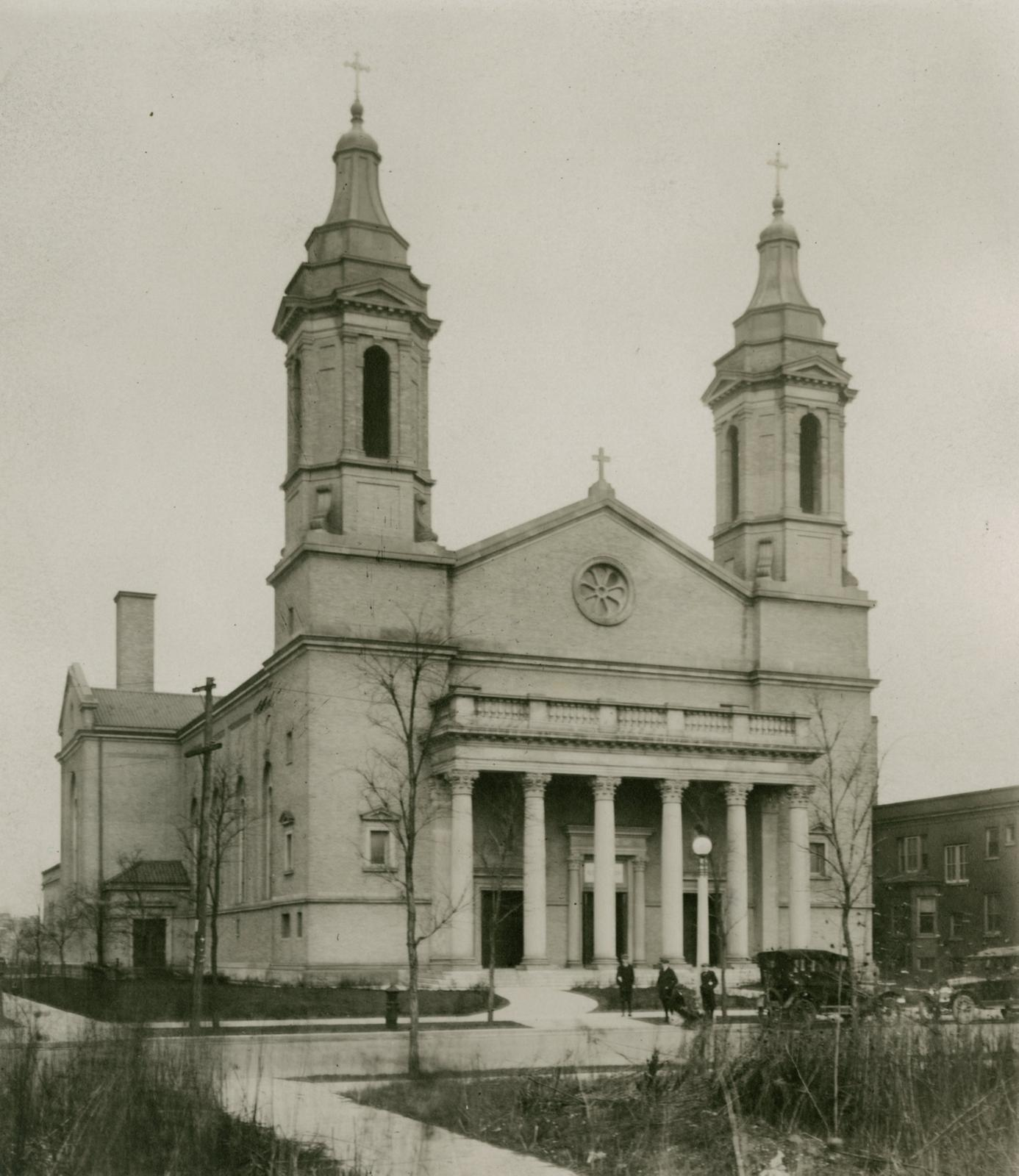 Resurrection Church, Chicago, between 1913 and 1914