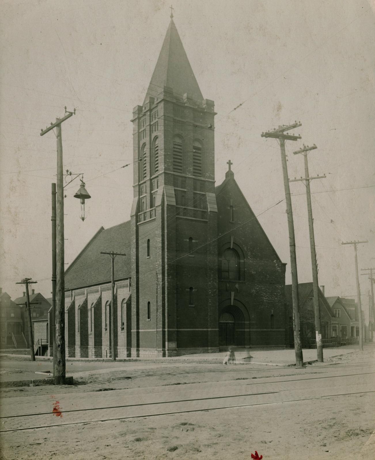 Saint George Church, Chicago, 1913