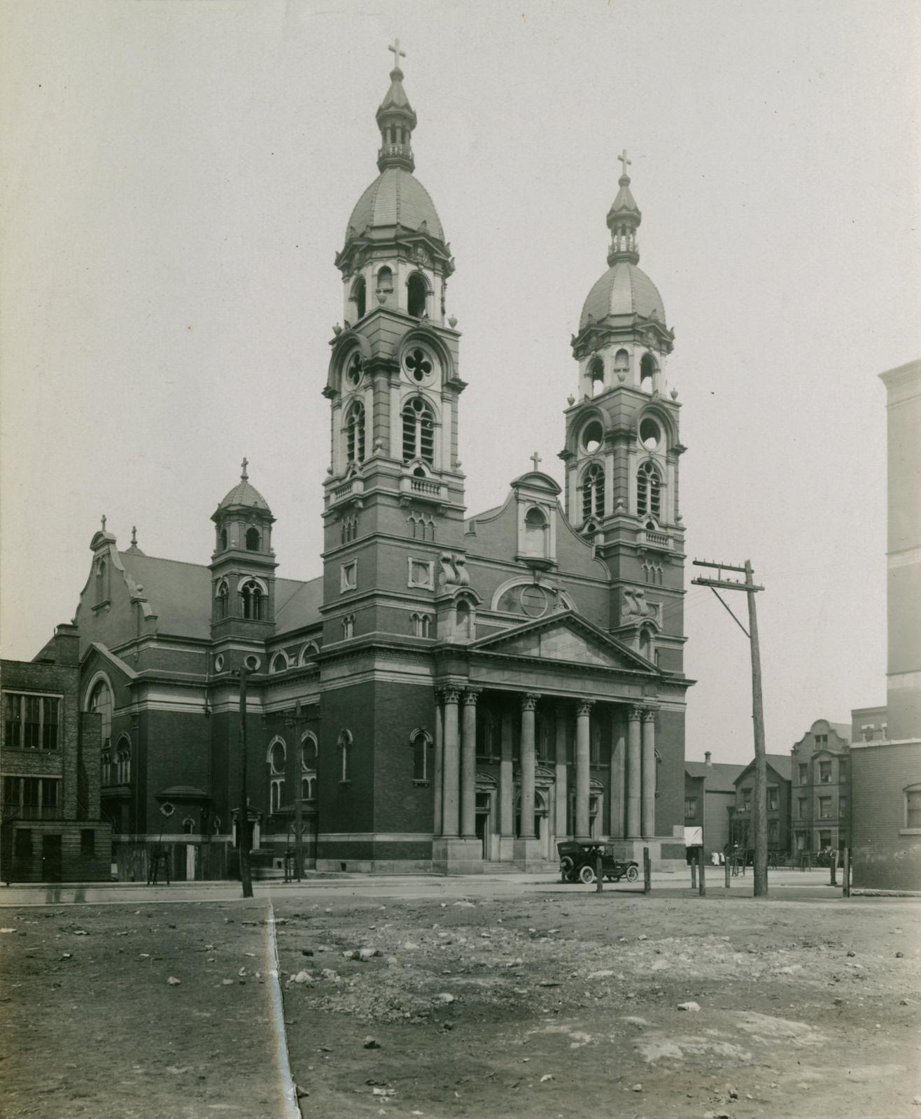 Holy Cross Church, Chicago, 1914