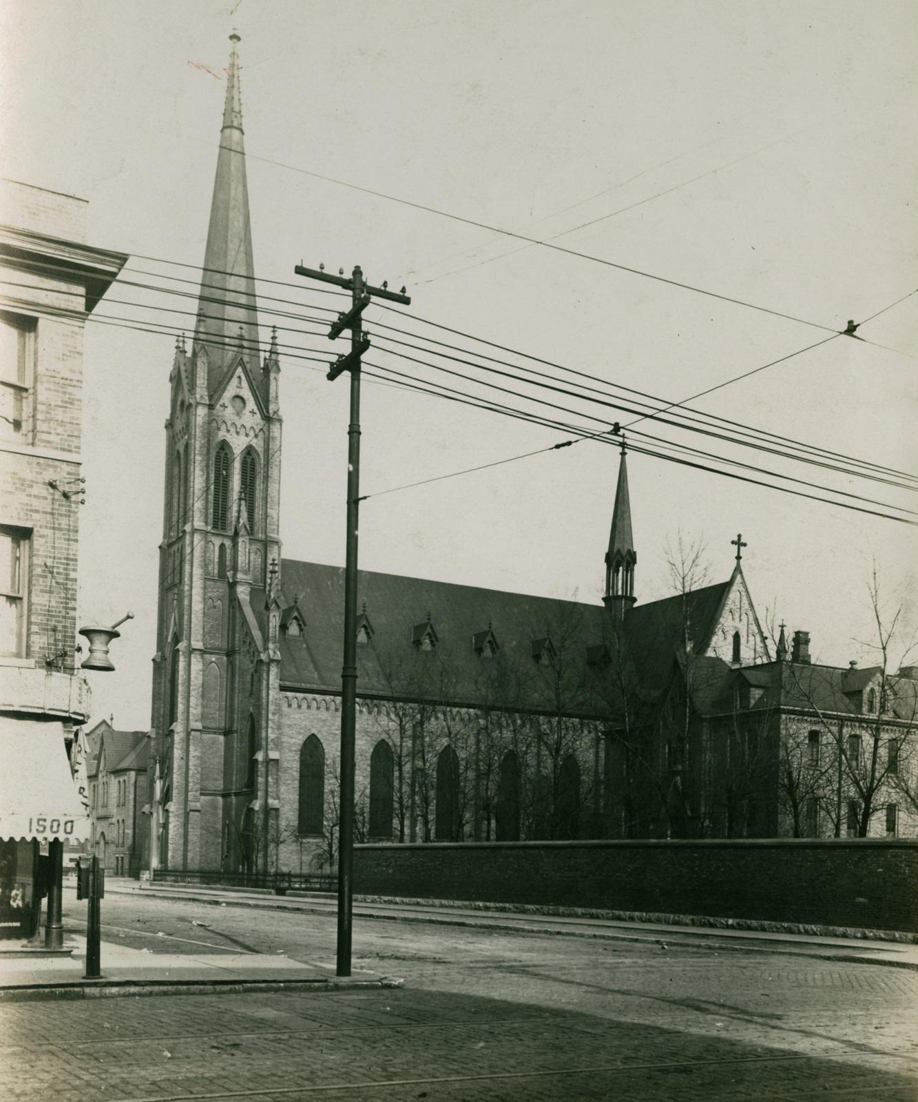 Saint Augustine Catholic Church, Chicago, 1913