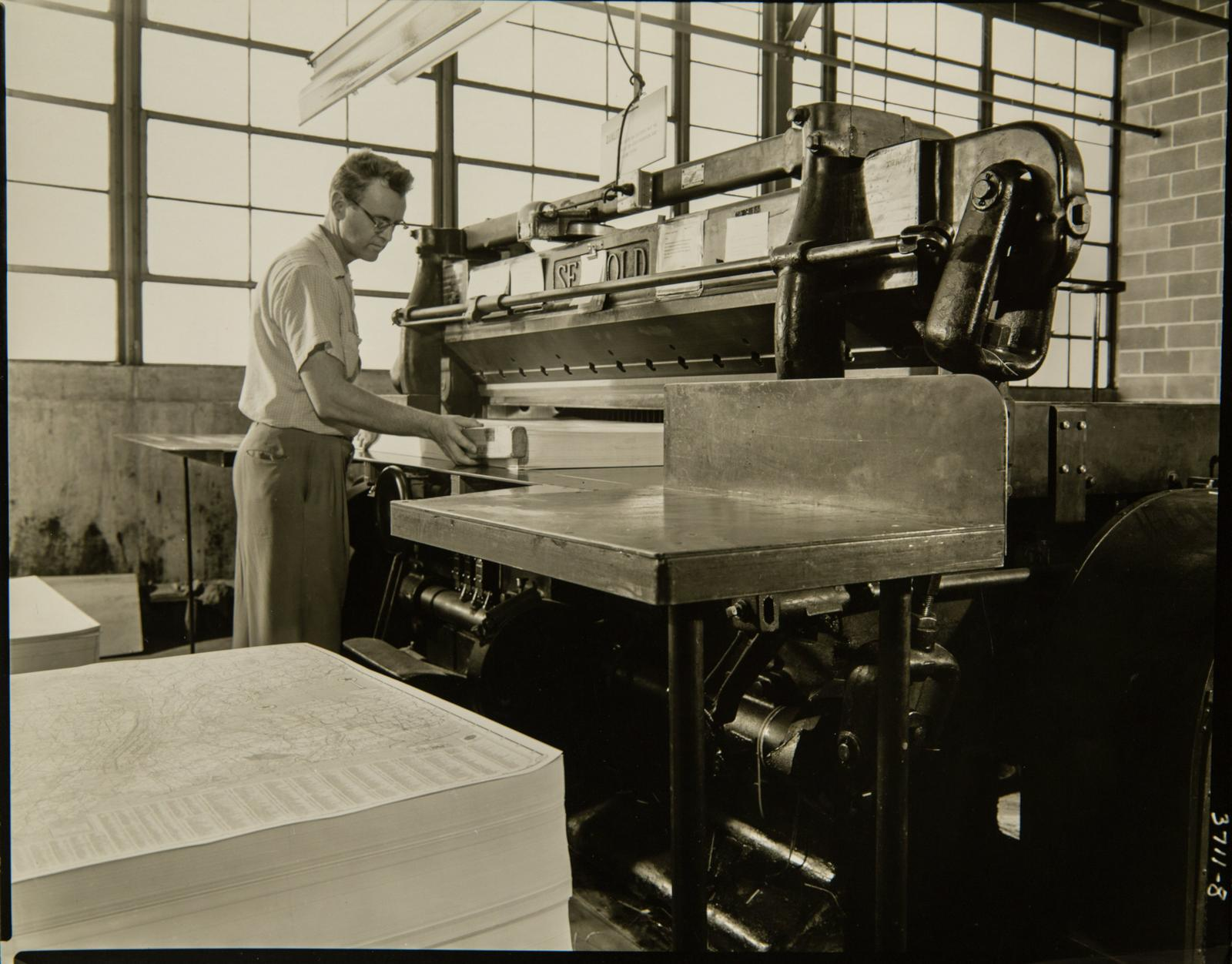 Book Manufacturing - Binding