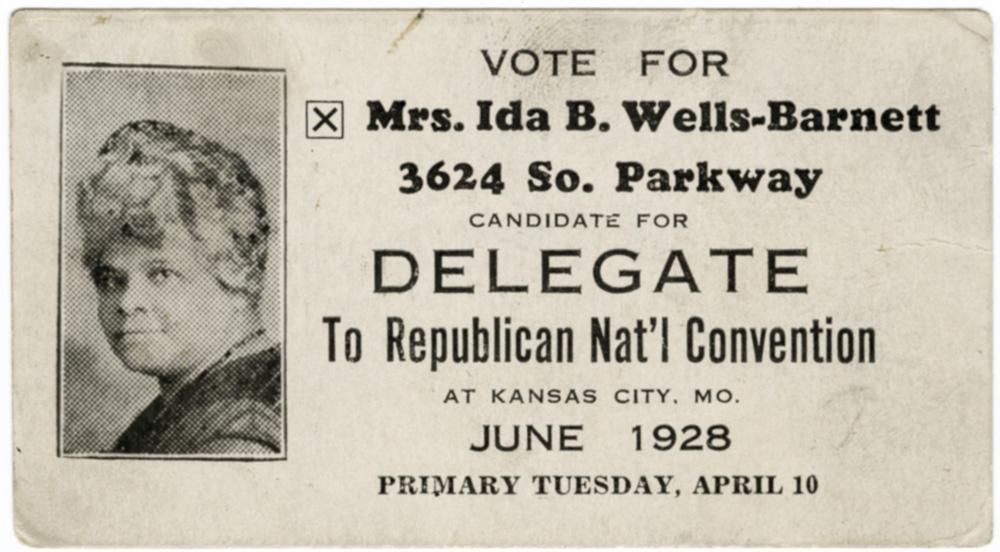 Wells-Barnett, Ida B.: Documents