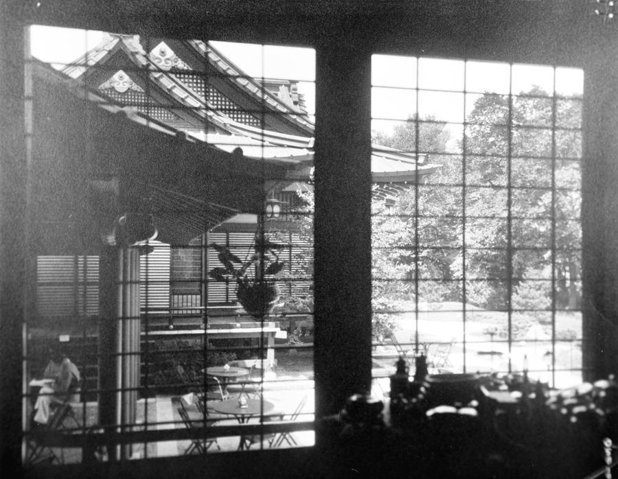 Jackson Park: Japanese Tea House