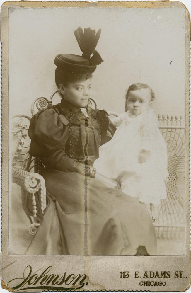 Wells-Barnett, Ida B.: Family