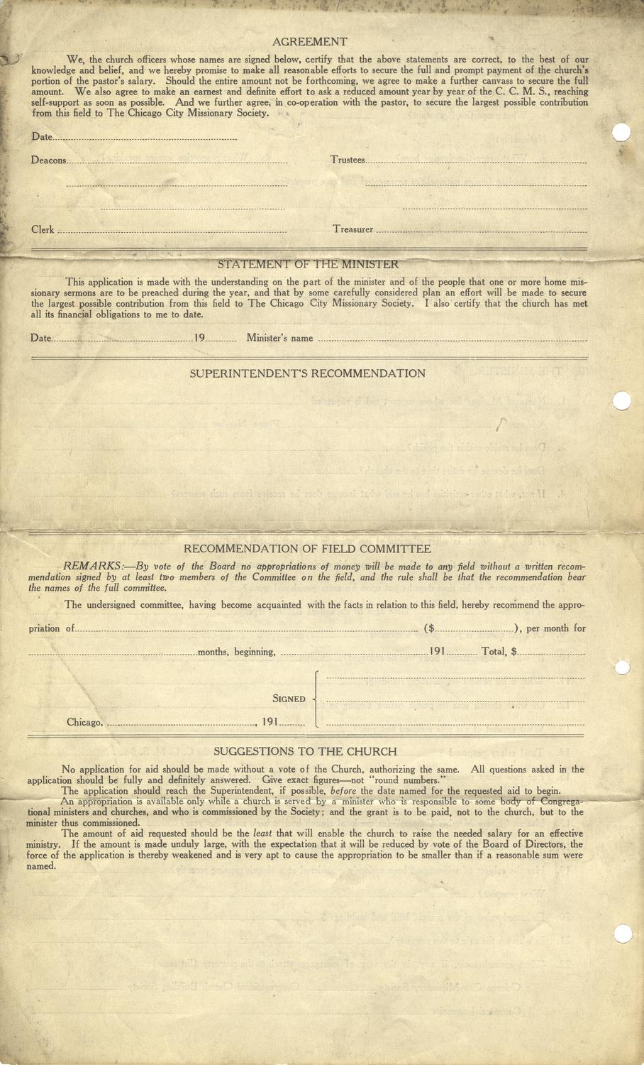 Application for aid, p. 4
