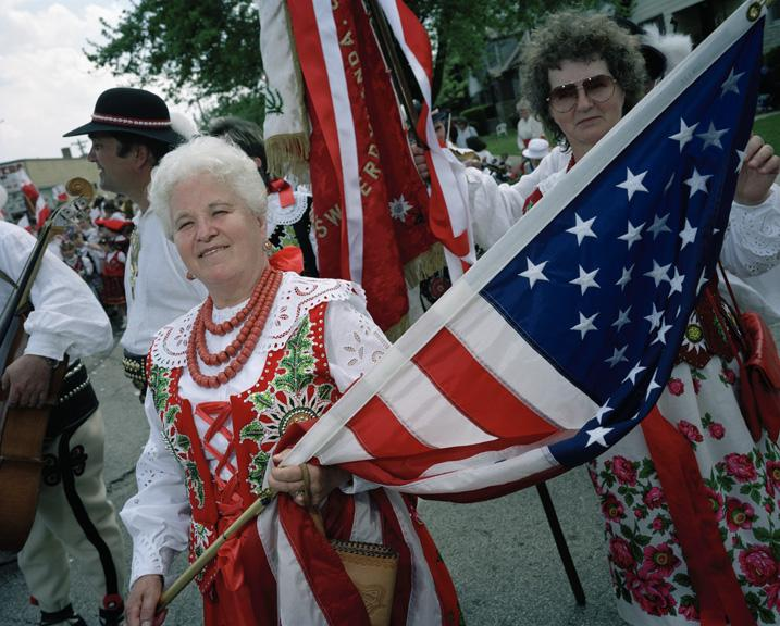 Polish Constitution Day parade, image 10
