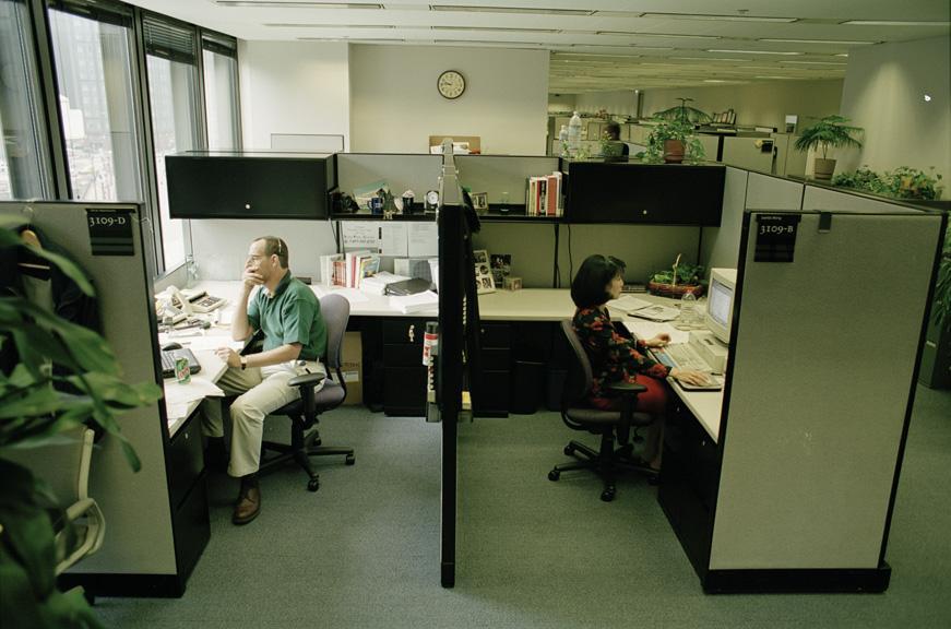 Day at IBM, image 006
