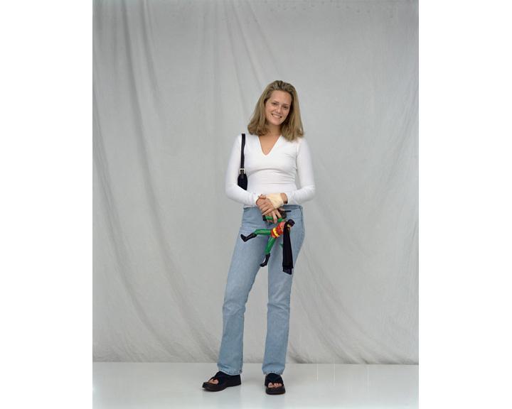 Seamless curtain portraits, image 003