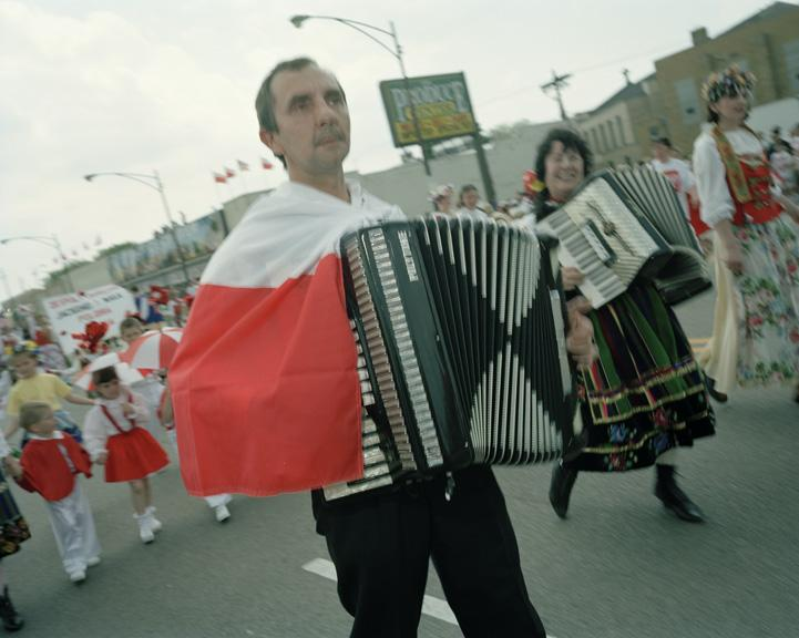Polish Constitution Day parade, image 16