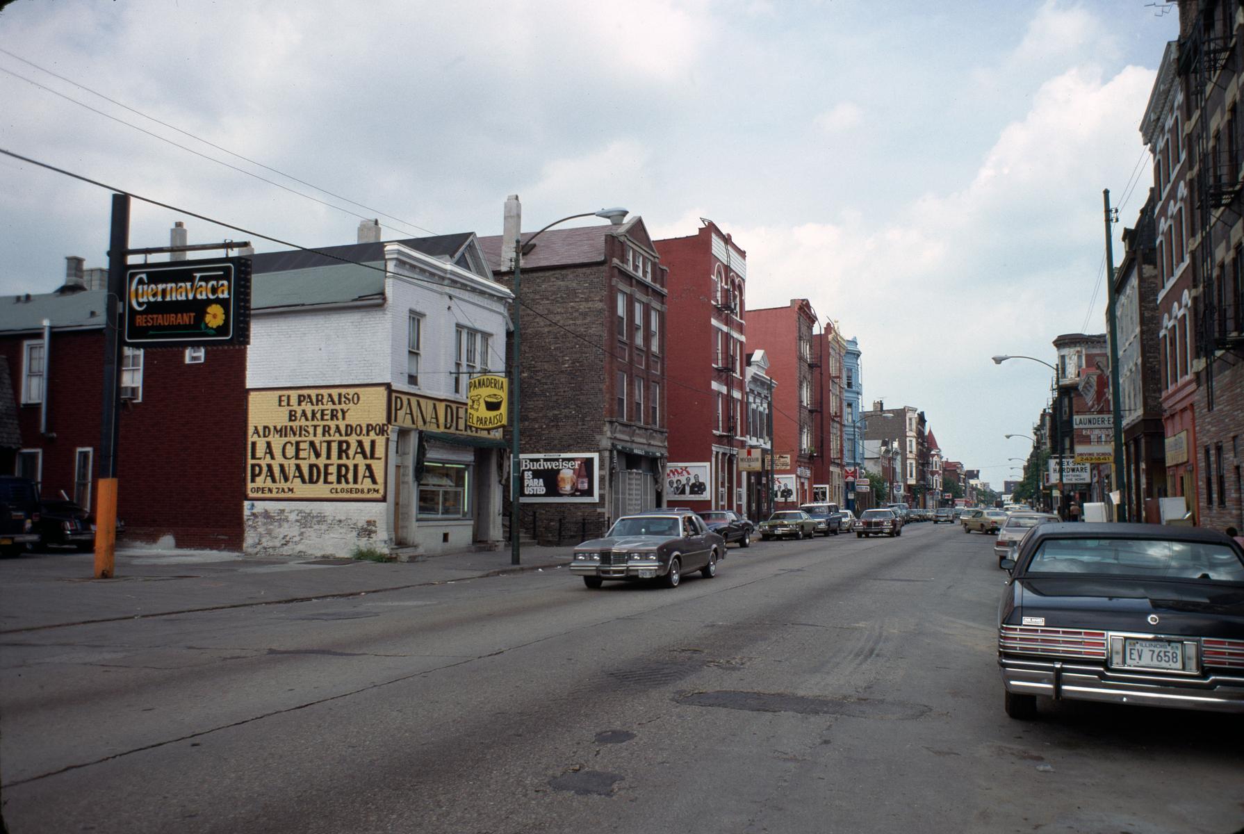 18th Street, Pilsen