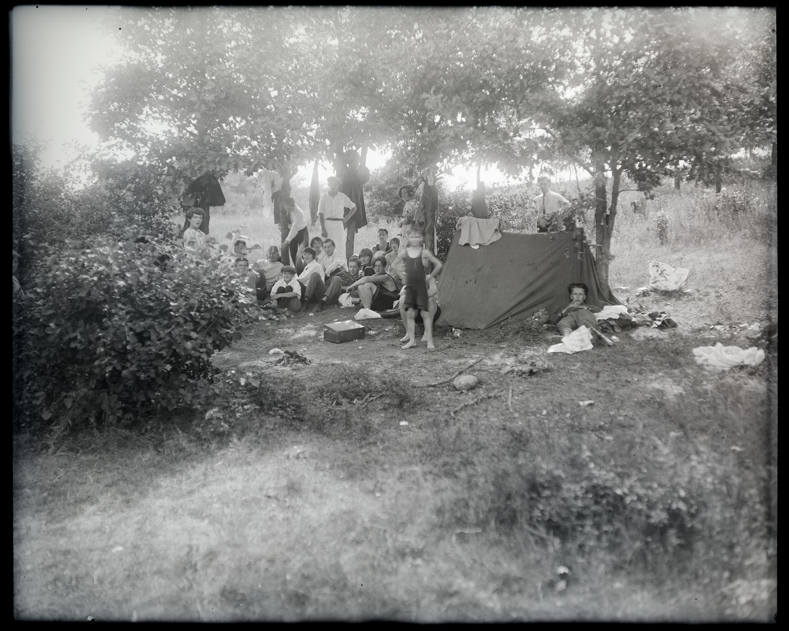 Activities, Camping