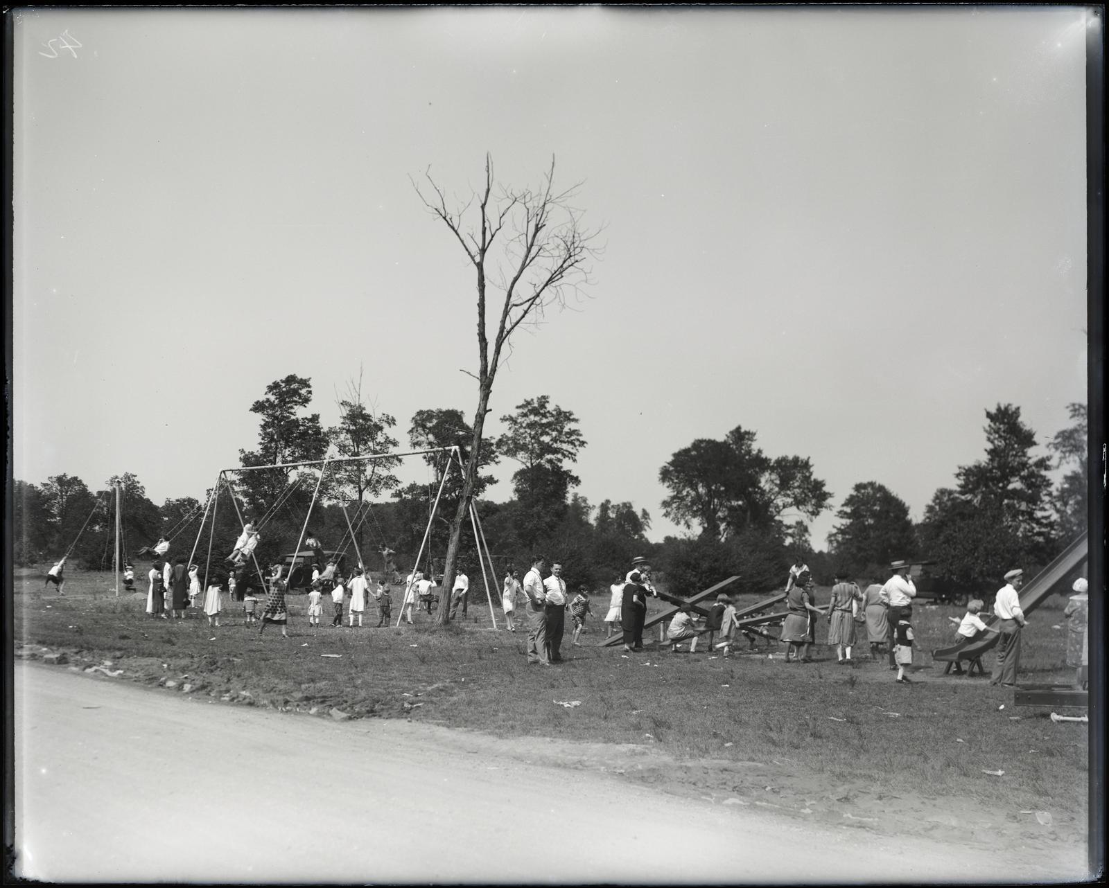 Activities, Playground, District 1