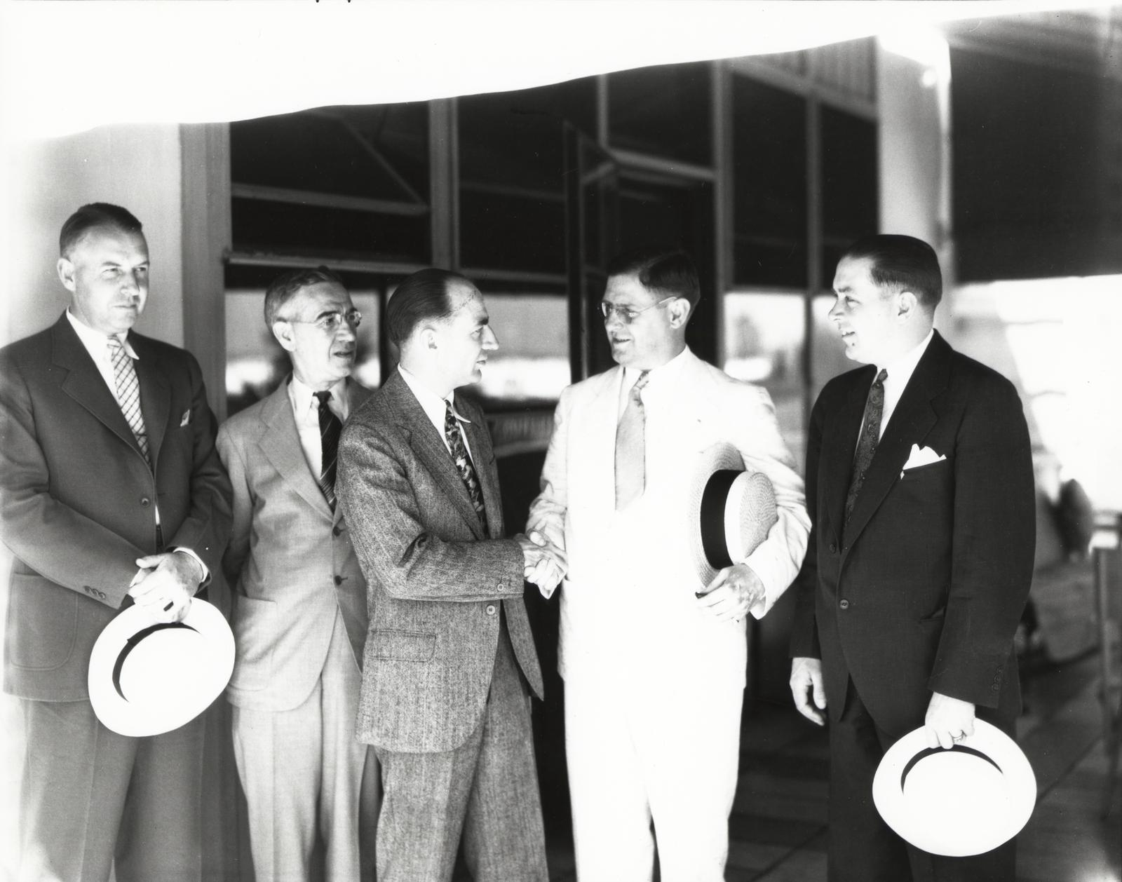 Open URL Lenox R Lohr General Manager Of A Century Progress Greeting The