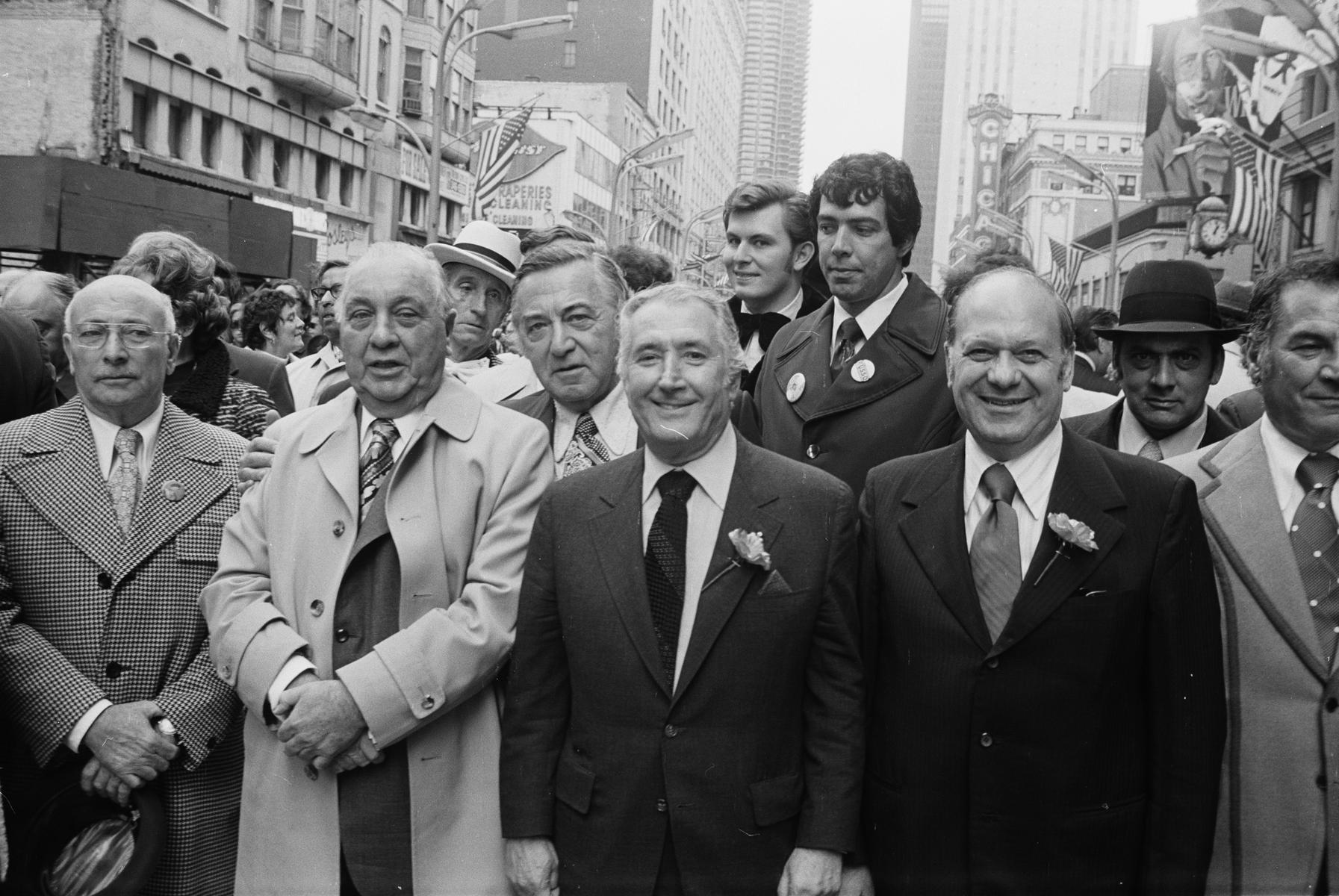 life and contributions of richard joseph daley as the mayor of chicago for 21 years Richard j daley richard joseph daley may 15, 1902 - december 20, 1976 was an american politician who served as the mayor of chicago for a total of 21 years 1955-1976 and chairman of the cook.